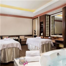 Shine Spa for Sheraton Couple Treatment Room